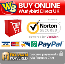 Buy Online via PayPal or cards - Verisign secure